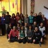 Nuria Gomar Mirallave. NGM Mindfulness Transpersonal. Lu Jong - Yoga Sanador Tibetano. Formación 2017-2018.