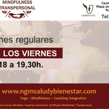 MINDFULNESS. Sesiones Regulares en Torrente, Valencia.