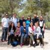Sesión colaboradora ASPANION Valencia-Bosque Vedat. NGM Mindfulness Transpersonal.