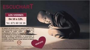 EscucharT servicio gratuito de atención. NGM Salud y Bienestar. Nuria Gomar Mirallave.